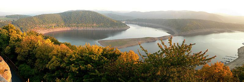 Edersee_Panorama_Waldeck